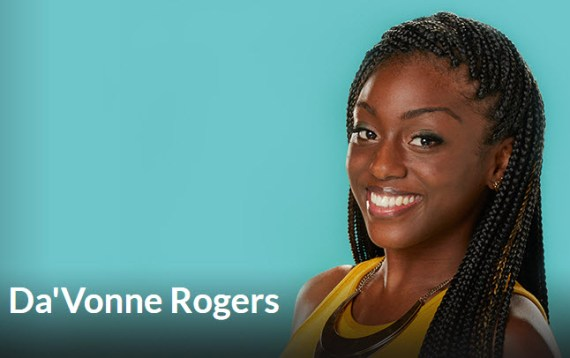 Da'Vonne Rogers Big Brother 18
