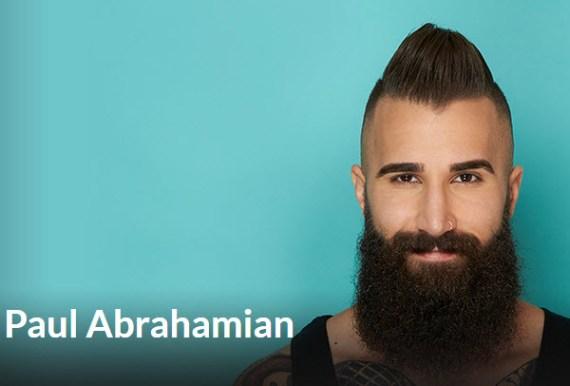 Paul Abraham Big Brother 18 cast member (CBS)