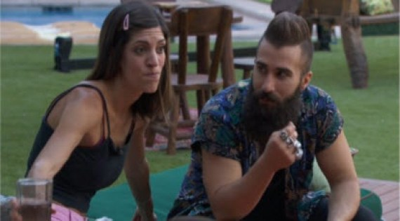 Big Brother 18 Showmances 3