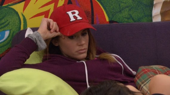 Big Brother 18 Tiffany Rousso
