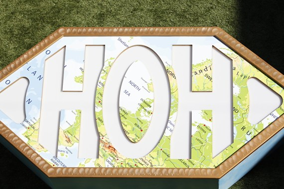 "HOH comp - ""Euro Tripping'"" on the CBS series BIG BROTHER, July 14 on the CBS Television Network. Photo: Johnny Vy/CBS ©2016 CBS Broadcasting, Inc. All Rights Reserved"