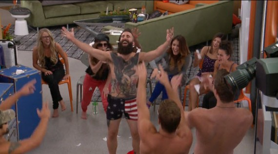 Big Brother Live Feeds Paul