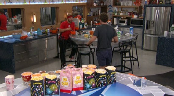 Big Brother Live Feeds Paulie and Frank
