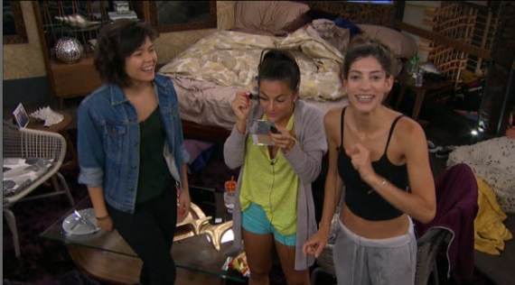 Big Brother Live Feeds Spy Girls
