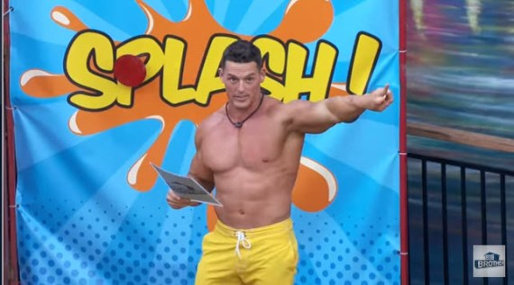 Former Big Brother houseguest & pro wrestler Jessie Godderz (CBS)