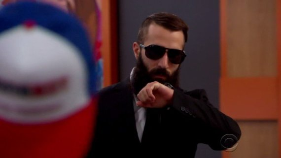Big Brother 18 Paul Abrahamian (Photo Courtesy of CBS)