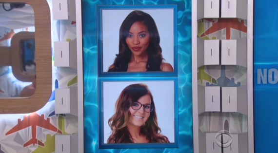 Big I Brother 18-Michelle Meyer, Zakiyah Everette