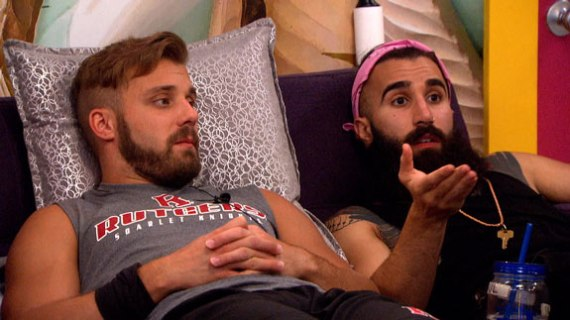 Big Brother-Paulie and Paul