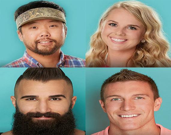 Big Brother 18 Final Four (CBS)