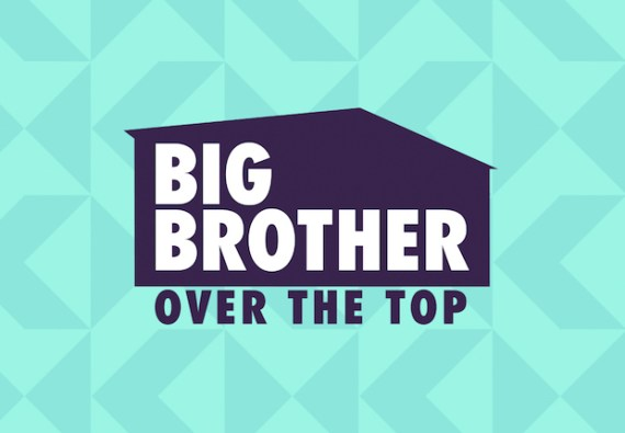 Big Brother Over the Top (Photo Courtesy of CBS Interactive)