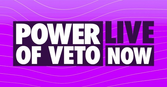 Big Brother Over the Top live Power Veto Logo