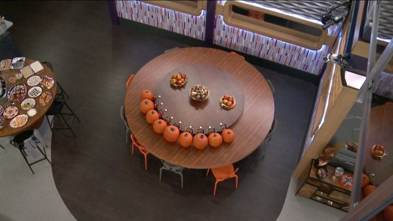 Big Brother Over the Top House (Photo Courtesy of CBS)