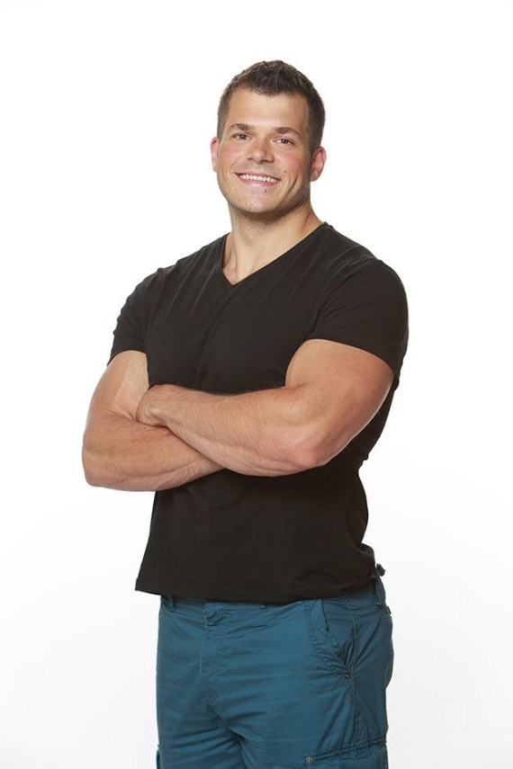 Big Brother 19 Cast Member-Mark Jansen
