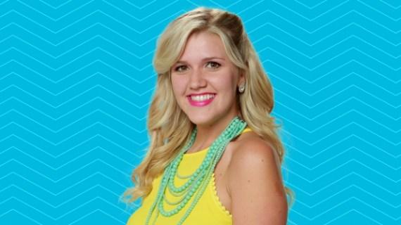 Big Brother 19-Jillian Parker