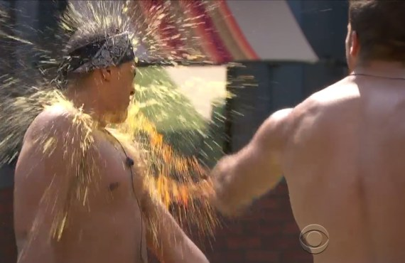 Big Brother 19 Food Fight