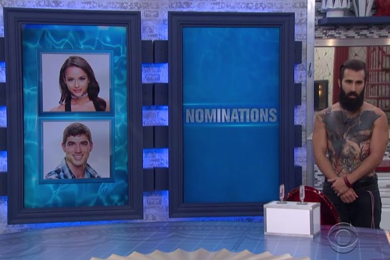 Big Brother 19 Block Nominations