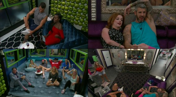 Big Brother 19 Live Feeds Day 3