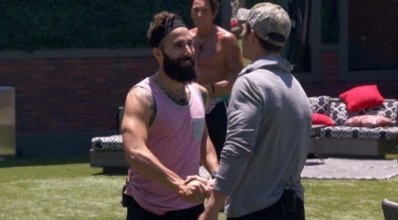 Big Brother 19 Paul Abrahamian and Cody Nickson