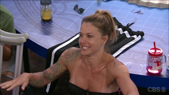 Big Brother 19 Christmas Abbott Injury