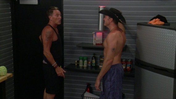 Big Brother 19 Kevin Schlehuber and Jason Dent