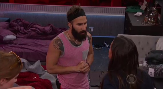 Big Brother 19 Paul Abrahamian Explains Friendship