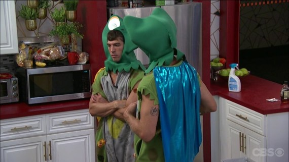Big Brother 19 Jason Dent and Cody Nickson