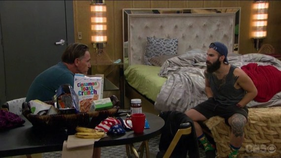 Big Brother 19 Paul Abrahamian and Kevin Schlehuber
