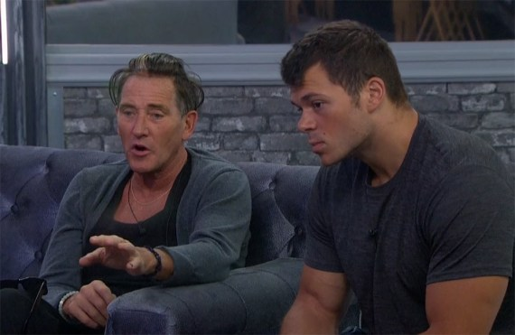Big Brother 19 Kevin Schlehuber and Mark Jansen