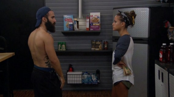 Big Brother 19 Jessica Graf and Paul Abrahamian