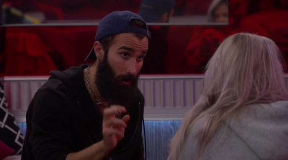 Big Brother 19 Elena Davies and Paul Abrahamian