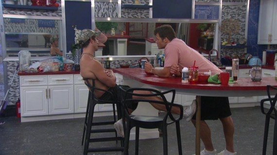 Big Brother 19 Mark Jansen and Cody Nickson