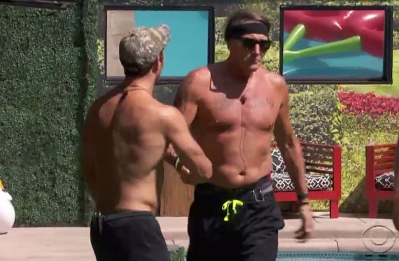 Big Brother 19 Kevin Schlehuber and Cody Nickson