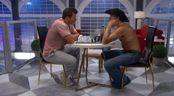 Big Brother 19 Mark Jansen and Jason Dent