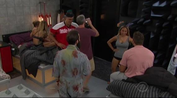 Big Brother 19 MAtt Clines, Mark Jansen, Jason Dent, and Paul Abrahamian