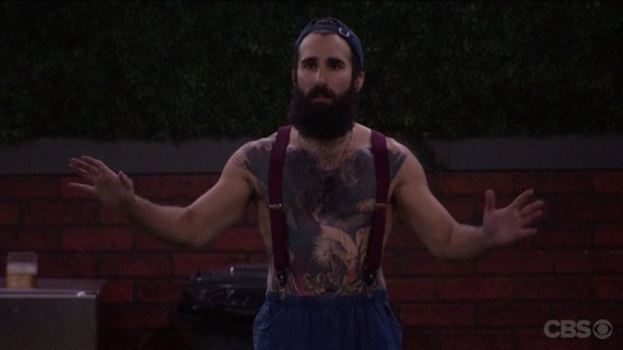 Big Brother Paul Abrahamian