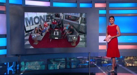 Big Brother 19 Julie Chen and Cast