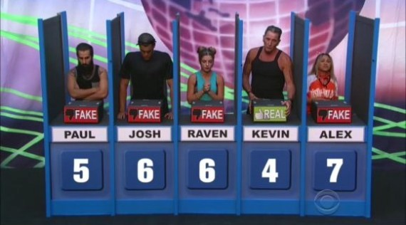 Big Brother 19 Fake News Head of Household Competition (Week 11)
