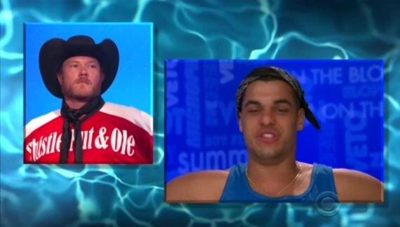 Big Brother 19 Josh Martinez and Jason Dent