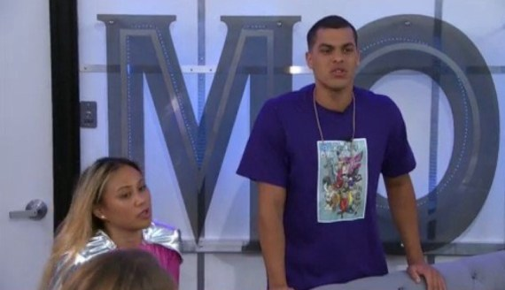Big Brother 19 Josh Martinez and Alex Ow
