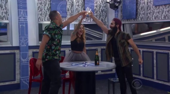 Big Brother 19 Final 3: Josh Martinez, Paul Abrahamian, Christmas Abbott