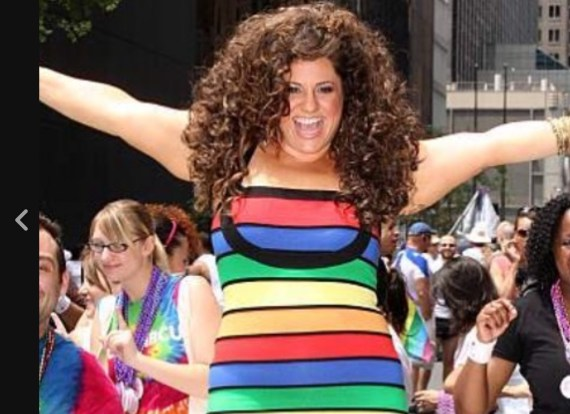 Celebrity Big Brother Marissa Jaret Winokur