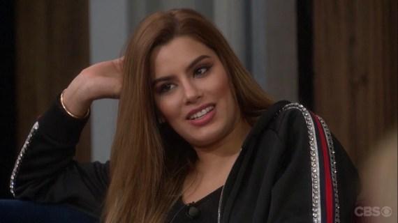 Celebrity Big Brother Ariadna