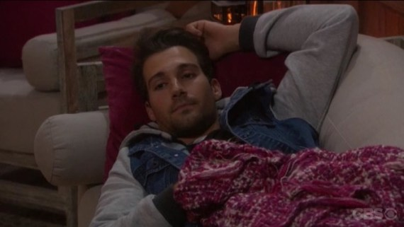 Celebrity Big Brother James Maslow Campaigns For Safety