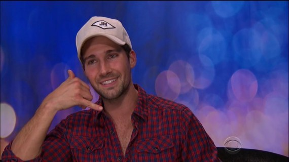 Celebrity Big Brother James Maslow