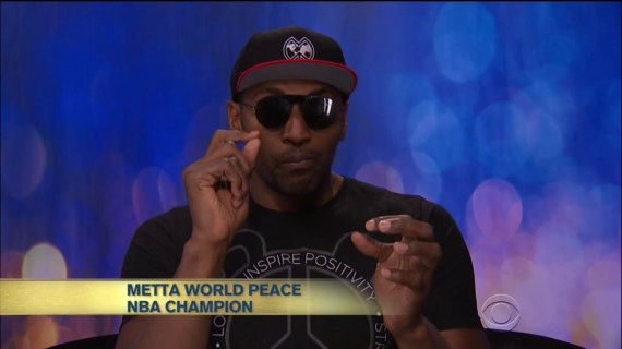 Celebrity Big Brother Metta World Peace