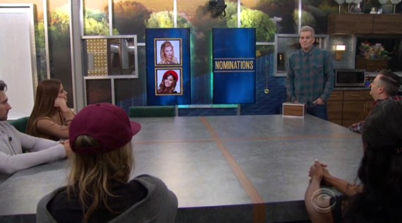 Celebrity Big Brother week 3 noms