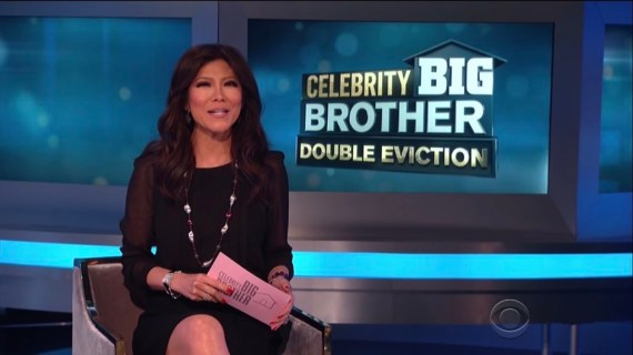 Celebrity Big Brother Double Eviction
