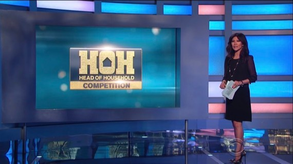 Celebrity Big Brother HOH