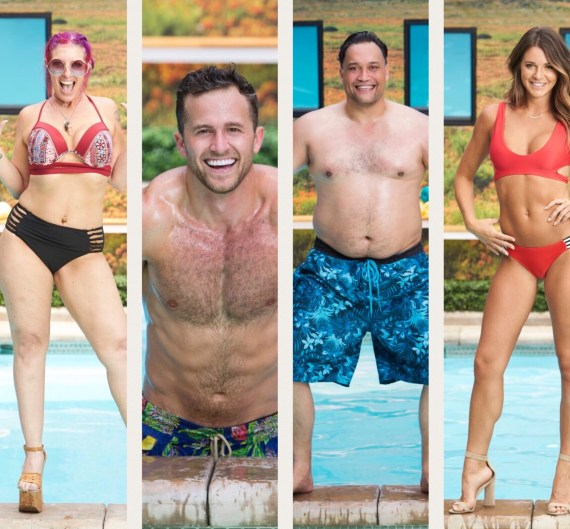 Big Brother 20 Cast Swimsuit Cast Gallery