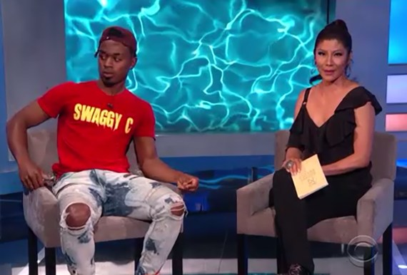 Big Brother 20 Swaggy C Exit Interview